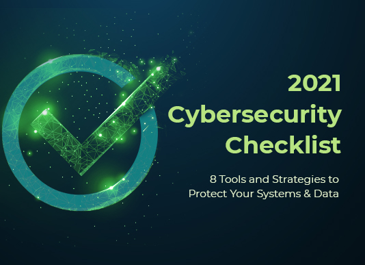 Cyber Security Checklist 2021
