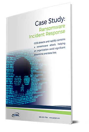 Ransomware Incident Response Cybersecurity Case Study Case Study