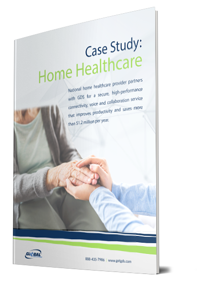 Home Healthcare Managed SD-WAN Case Study