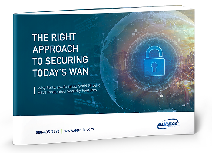 sd wan integrated security